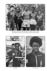 Right-facing photospread page from the introduction to Jim Ciccarello's Coach, Coach, Look at Me!